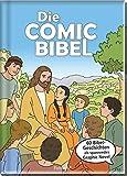 Die Comic Bibel: Premium-Format 21,0 x 29,7 cm: 60 Bibel-Geschichten als spannendes Graphic Novel