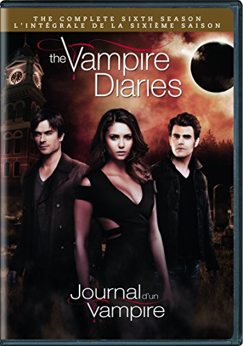 The Vampire Diaries: The Complete Sixth Season for sale  Delivered anywhere in Canada