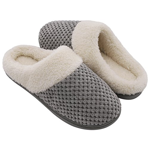 Femme VeraCosy Chaussons Chaussons Gris Chaussons Gris VeraCosy pour pour VeraCosy Femme qXCT6