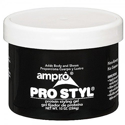 Ampro Pro Styl Protein Styling Gel Super Hold 10 oz.