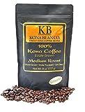 columbian senseo pods - Kona Coffee Hawaiian Coffee 100% Gourmet Speciality Kona Coffee You Crave - Kona Bean Co.- Not A Blend - Medium Roast Ground Kona Coffee Beans - 8oz