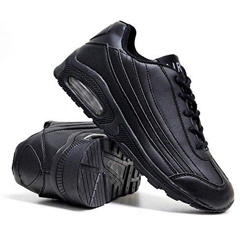 black Scarpe nbsp;11 nbsp;12 nbsp;8 Bubble Taglia Uomo Ammortizzante Airtech Fitness nbsp;10 90 Max Corsa Air Black nbsp;9 Sport Da Legacy 7 Ginnastica nbsp;scarpe qfOqFRnBH
