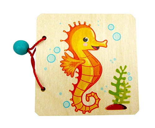 Hess 14311 Seahorses Picture Book