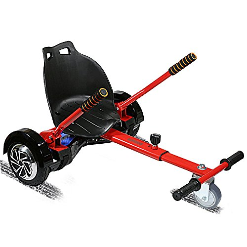 cool mini hoverboard kart adjustable
