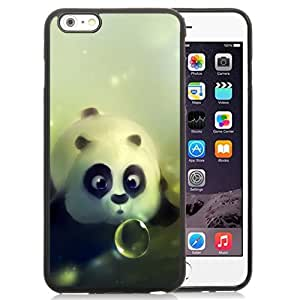 New Personalized Custom Designed For iPhone 6 Plus 5.5 Inch Phone Case For Cute Cartoon Panda Phone Case Cover