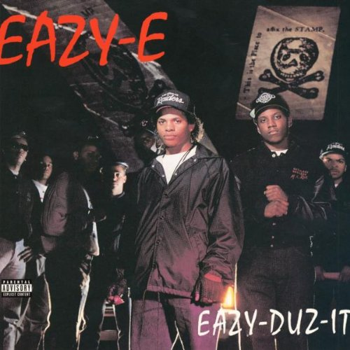 Vinilo : Eazy-E - Eazy-Duz-It [Explicit Content] (Remastered, 2 Disc)
