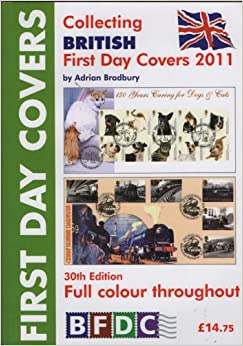 Collecting British First Day Covers