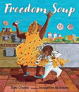 Book Cover: Freedom Soup