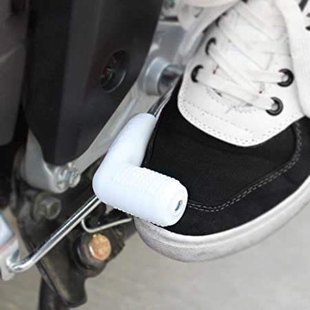 Liqiqi Universal Motorcycle Gear Shifter Cover Shoe Boots Protector