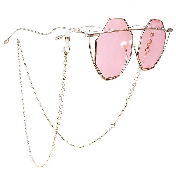 TERAISE Cadena De Gafas Para Mujer/Mujer Retro Moda Gafas De ...