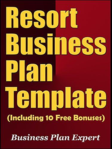 Amazon resort business plan template including 10 free bonuses resort business plan template including 10 free bonuses by business plan expert flashek Choice Image