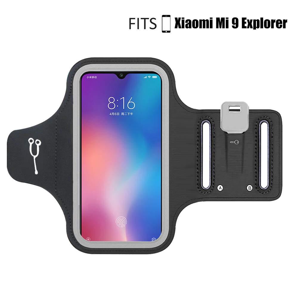 Brazalete deportivo para Xiaomi Mi 9 Explorer ,llavero ...