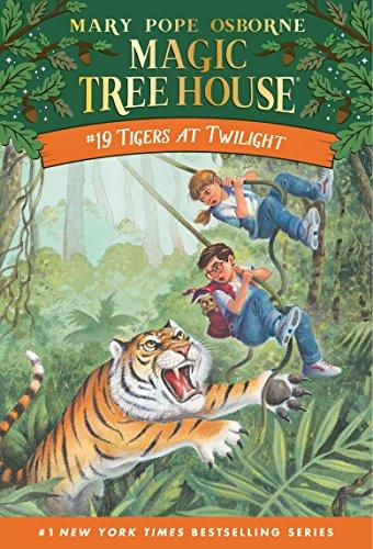 (Tigers at Twilight (Magic Tree House Book 19))