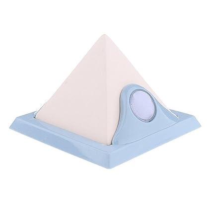 ZTYR Mini deshumidificador de pirámide, secador de deshumedecimiento del hogar, amortiguador de condensación húmedo