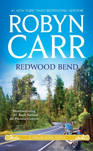 book cover of Redwood Bend