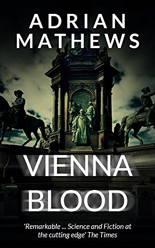 book cover of Vienna Blood