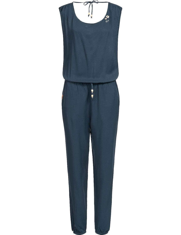 Ragwear Damen Langer Jumpsuit Overall Einteiler Noveel 4 Farben XS-XL