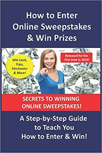 How to Enter Online Sweepstakes & Win Prizes: A Step-by-Step