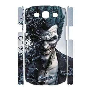 Diy Samsung Galaxy S3 I9300 Case 3D Joker AJ621666
