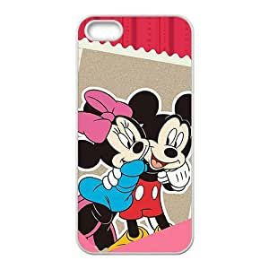 Happy Mickey Mouse Phone Case for iPhone 5S Case