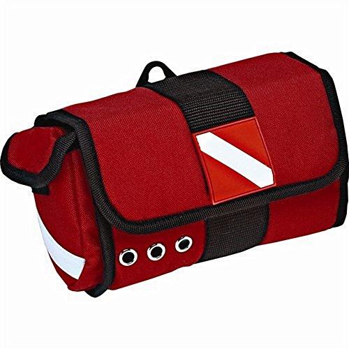 Innovative Dive Flag Mask Bag - Red