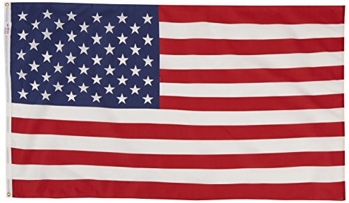 Valley Forge Flag Polyester Replacement American Flag