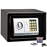 Shopperchoice 12 Electronic Safe Box Digital Security Keypad Lock Office Home Hotel Black by ShopperChoice