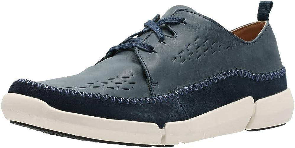 Clarks Trifi Lace Mens Casual Shoes