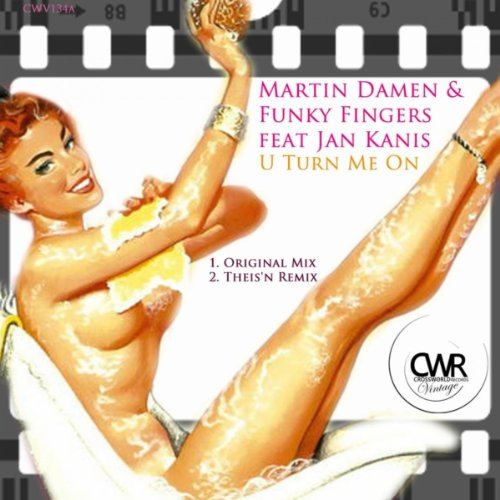 Amazon.com: U Turn Me On: Martin Damen & Mister Funky