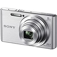 Sony Cyber-Shot DSC-W830 Digital Camera with 32GB Card + Case + Battery & Charger + Flex Tripod + Accessory Kit from Sony