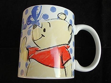Disney Winnie The Pooh Pigglet taza de café de cerámica 12 oz de ...