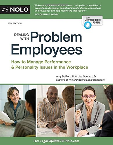 how to deal employee problems How to deal with an employee who always brings personal problems to work by dana severson.