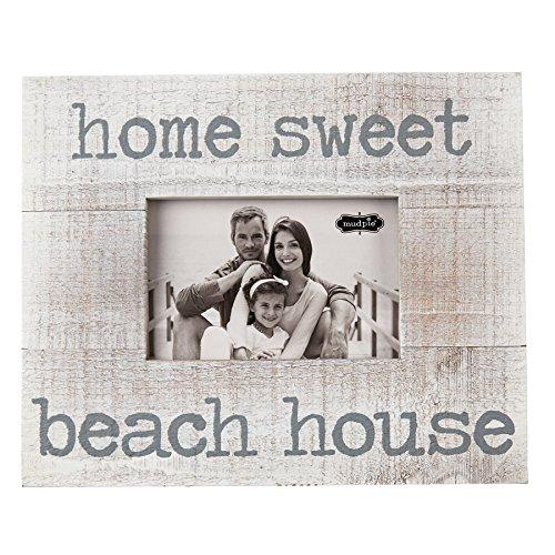 Home Sweet Beach House Frame