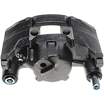 ACDelco 18FR743 Professional Front Passenger Side Disc Brake Caliper Assembly without Pads Remanufactured Friction Ready Non-Coated