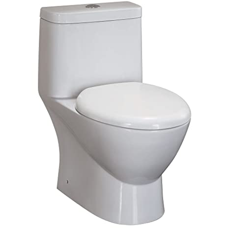 Excellent Fresca Ftl2346 Serena Dual Flush Toilet With Soft Close Seat Andrewgaddart Wooden Chair Designs For Living Room Andrewgaddartcom