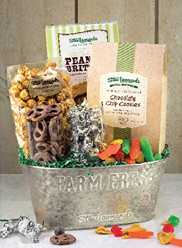 Sweet Treats Gourmet Candy and Sweets Gift Basket from Stew Leonard's Gifts