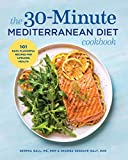 The 30-Minute Mediterranean Diet Cookbook: 101 Easy