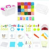 Gosear 5200PCS 26 Colors Water Fuse Craft Sticky Beads Kit Set for Kids Children DIY Crafting Educational DIY Toys