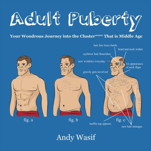 Adult Puberty: Your Wondrous Journey into the Cluster**** That is Middle Age