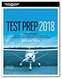 img - for Private Pilot Test Prep 2018: Study & Prepare: Pass your test and know what is essential to become a safe, competent pilot from the most trusted source in aviation training (Test Prep series) book / textbook / text book