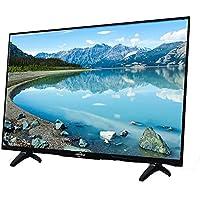 Drake 43 Inches Full Hd Standard Tv Led With Remote Control, Black - Dak43N1