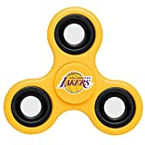 NBA Diztracto Fidget Spinnerz - 3 Way, Los Angeles Lakers, One Size