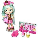 Shopkins Shoppies Bundle, Set of 4: Peppa-Mint, Jessicake, Bubbleisha, Popette