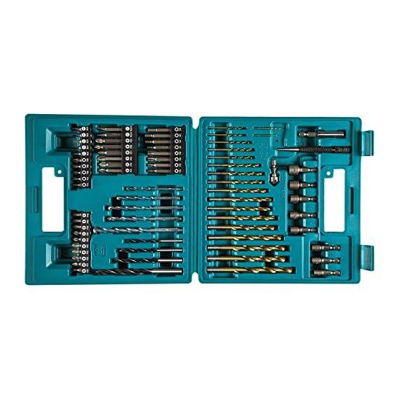 Makita B-49373 Drill and Screw Bit, Set of 75 Pieces 1