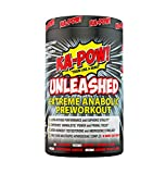 Cheap KA-POW! UNLEASHED – EXTREME ANABOLIC PREWORKOUT -The Strongest Most Complete Pre-Workout Formula Ever Made! Clinically Dosed 3-in-1 Super Formula will change the way you workout FOREVER! 20 Svgs