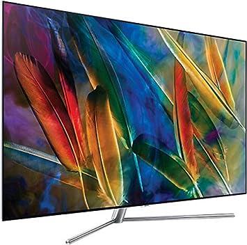 Samsung QE 65 q7 F Plata de ley 163 cm LED de televisor UltraHD 4 K: Amazon.es: Electrónica