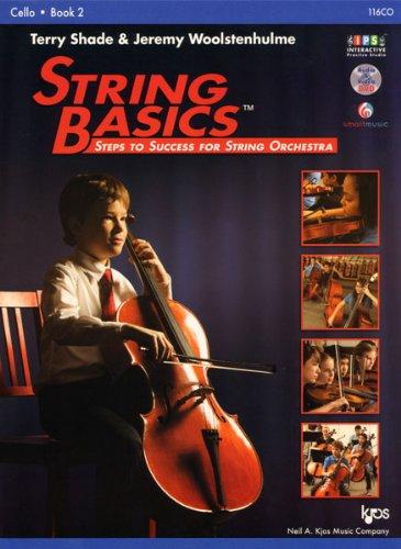 116CO - String Basics Book 2 - Cello from KJOS
