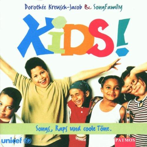 Kids: Song, Raps und coole Töne. Kinder-CD. Ab 6