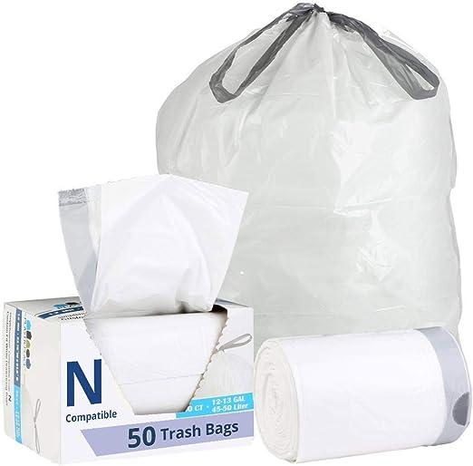 Amazon.com: Plástico de ajuste personalizado para bolsas de ...