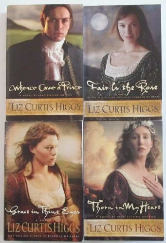 Grace in Thine Eyes (2007 - 4th Printing), Thorn in My Heart (2004 - 4th Printing), Fair Is the Rose (2007 - 4th Printing), Whence Came a Prince (2006 - (Fair Isle Heart)